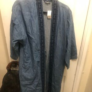 Gap Denim Kimono